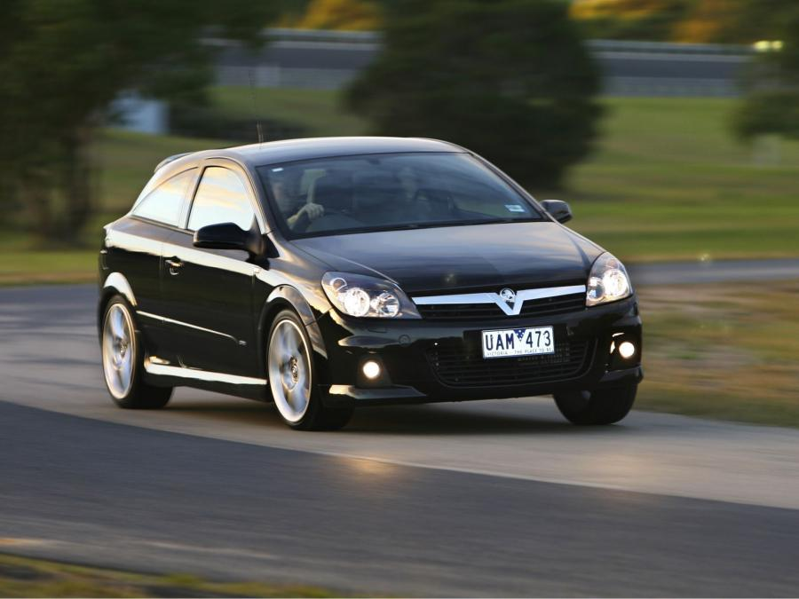 Holden Astra 2.0 SRi Turbo '2006